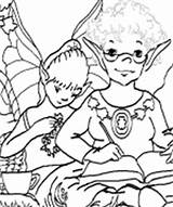 Coloring Bard Pheemcfaddell Stories Puppets Midsummer Dream sketch template