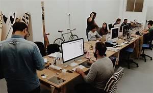 Image Bureau Travail : bureau partager la nouvelle tendance collaborative ~ Melissatoandfro.com Idées de Décoration