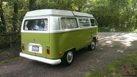 volkswagen bus 1970 vw cer 1970 early bay westfalia low light bay window van