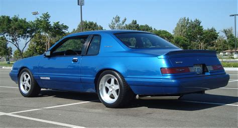1986 Ford Thunderbird by Ford Thunderbird 1986 Review Amazing Pictures And Images