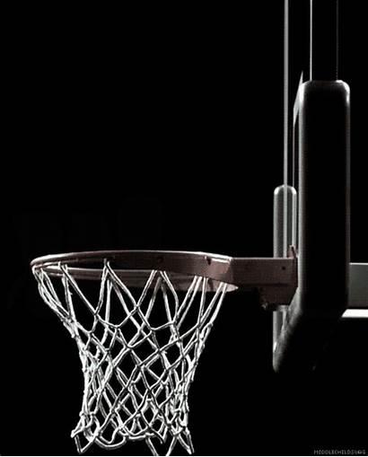 Basketball Animated Hoop Ball Close Sports