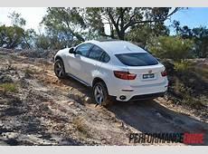 2012 BMW X6 xDrive30d offroad climb