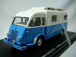 Goelette Renault : miniature fourgon renault r2060 goelette camping car notin 1951 perfex ~ Gottalentnigeria.com Avis de Voitures