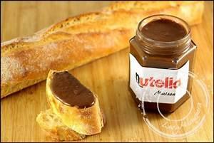 Nutella Maison Recette : recettes pate a tartiner ~ Nature-et-papiers.com Idées de Décoration