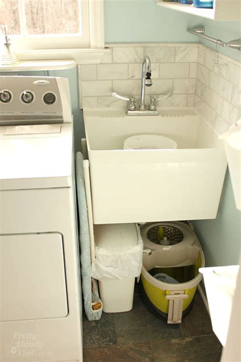 Best Sink Material For Laundry Room by Storage A Laundry Room Sink