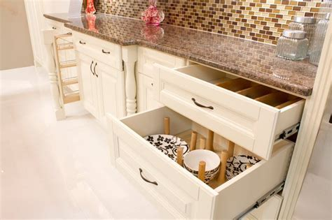 Buy Coastal Cream Frameless Kitchen Cabinets Online