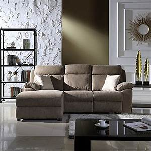 Product reviews buy classic traditional small space for Small beige sectional sofa