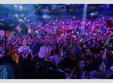 Editorial Why Standing Space at Eurovision Makes for a