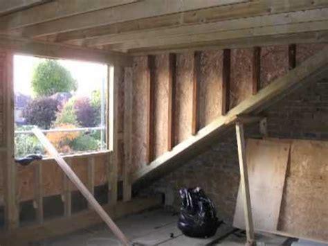 Hip Roof Attic Conversion by Hip To Gable Loft Conversion Rainbow Construction