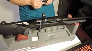 Thompson Center Dimension Barrel Change from .270 to .22 ...