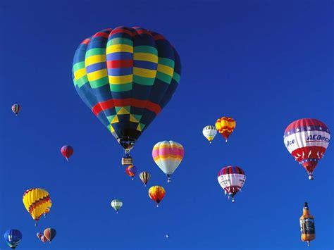 hot air balloon why does air rise asdfscience