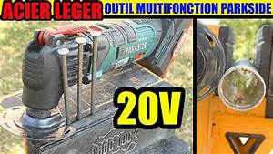 Outil Multifonction Parkside : outil multifonction 20v parkside lidl x20v team acier ~ Melissatoandfro.com Idées de Décoration