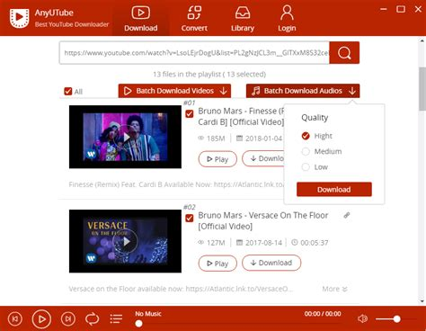 With the help of this youtube music downloader you can download and enjoy thousands of videos and music for free. YouTube Song Downloader Online | The Ultimate Guide 2018
