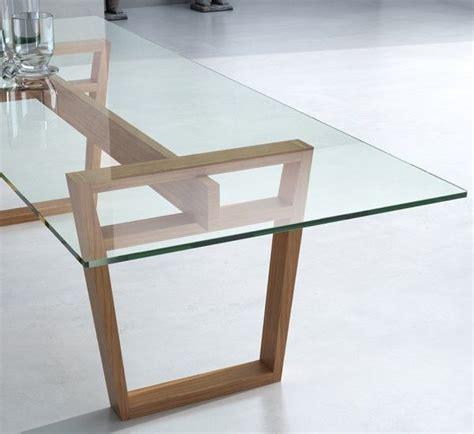 verre trempé pour table verre trempe pour table plateau de table en verre en