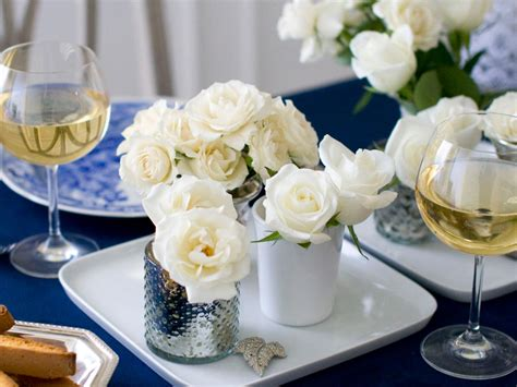 Simply Elegant Dinner Party  Entertaining Ideas & Party
