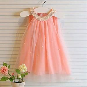 Vestidos 2015 summer cute infant baby clothing meisjes ...