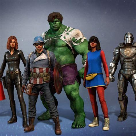 1224x1224 Marvel's Avengers Game 2021 1224x1224 Resolution ...