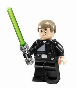 LEGO 10236 Ewok Village Luke Skywalker Minifigure