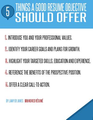 Goal Quotes For Resumes by Resume Preparation Tips Formats And Types For