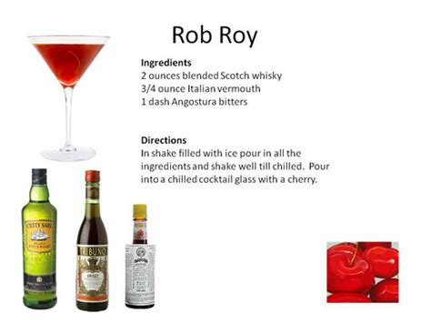 rob roy recipe tartan day rob roy cocktail recipe dishmaps
