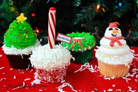 4 holiday cupcakes recipes decorating tutorials
