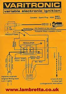 Lambretta Electronic Ignition Wiring Diagram