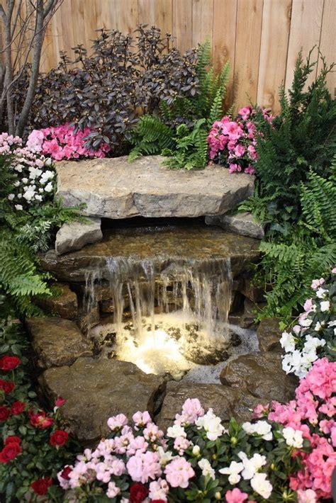 25 best ideas about garden fountains on diy