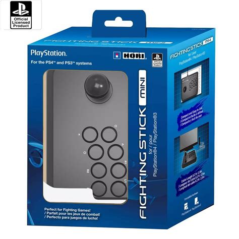 Hori Fighting Stick Arcade Playstation Controller Ps3 Ps4