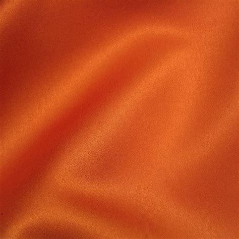 burnt orange matte satin burnt orange wildflower linen