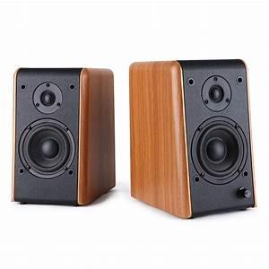 Microlab, B77bt, Multimedia, Speaker, 2, 0, Wooden, Color