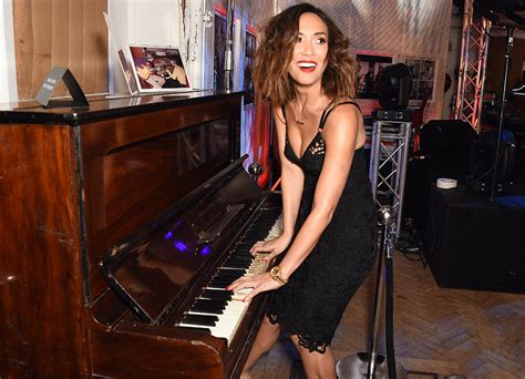 Myleene Klass Steps Out In The Perfect Lbd For Date Night