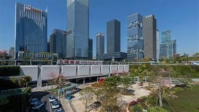 Shenzhen Urban Bi Urbanism Flux