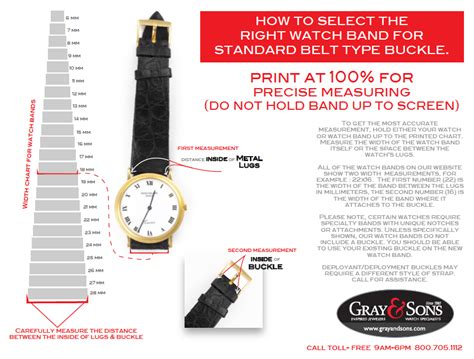 Watch This! How To Measure Your Watch Bands And Straps
