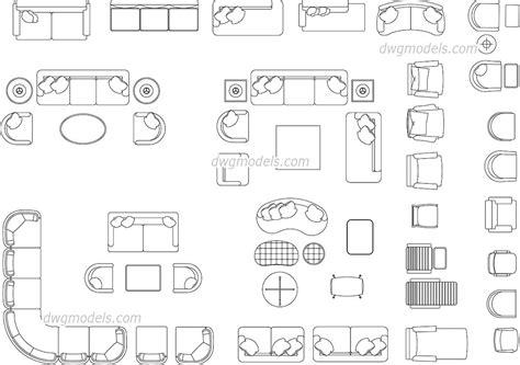 living room plan cad 28 images living room furniture