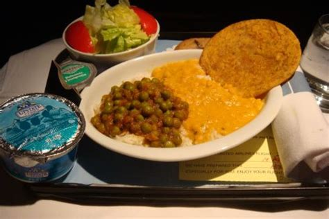 cuisine hindou special meals on united redeyes live and let 39 s fly