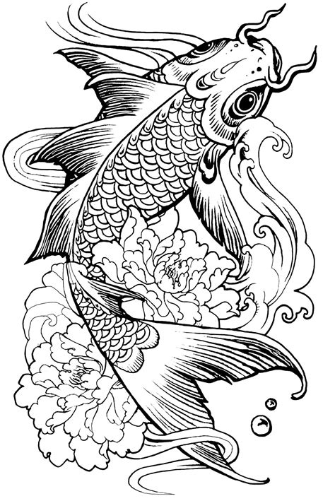 Coloring Page For Adults by Coloring Pages For Adults Difficult Animals 35 Coloring