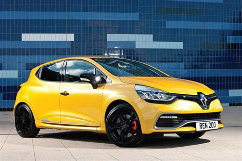 Renault Clio Renaultsport 2013
