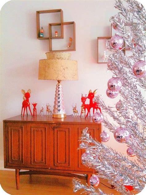 modern christmas trees mid century and modern christmas