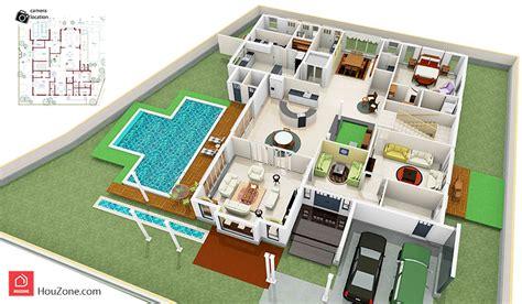 fabulous collection   house plans  pool decor inspirator
