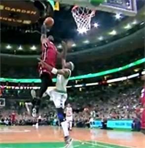 LeBron James dunks on Jason Terry, gets technical for ...