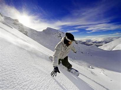 Exciting Skiing Snow 1280