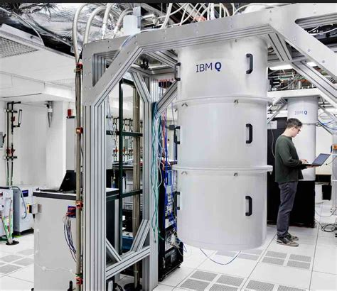 fortune  firms join ibm  network  quantum computing