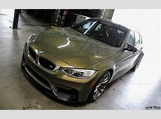 This Messing Metallic BMW M3 Is A Sight To Behold