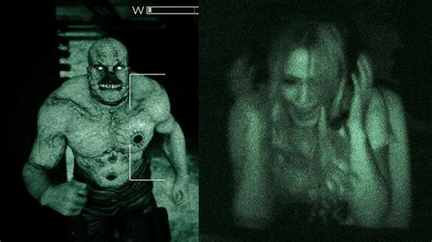 scary  outlast ign video