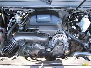 2007 Chevrolet Tahoe Z71 4x4 5 3 Liter Flex Fuel Ohv 16v