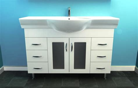 Narrow Bathroom Vanities by Vanities Ideas Interesting Narrow Depth Vanities