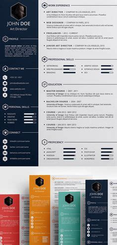Visual Resume Templates Free by 1221 Best Infographic Visual Resumes Images In 2019