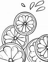 Coloring Fruit Pages Lime Printable Fruits Citrus Lemonade Cranberry Summer Stand Easy Bestcoloringpagesforkids Template Pattern Tree Sheets Sheet Citris Getcolorings sketch template