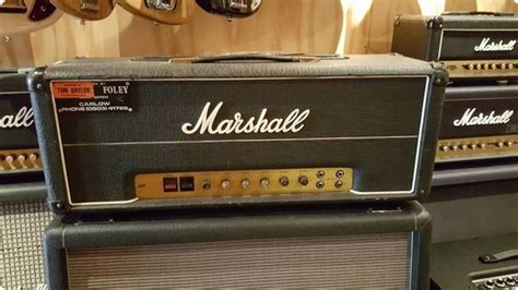 Marshall Super Bass 1977 Amp For Sale Jimi's Music Store