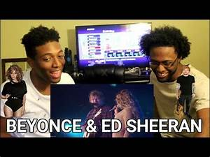 Beyonce ft. Ed Sheeran - Drunk in Love (Acoustic ...